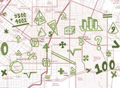 Mapa de las Matemáticas